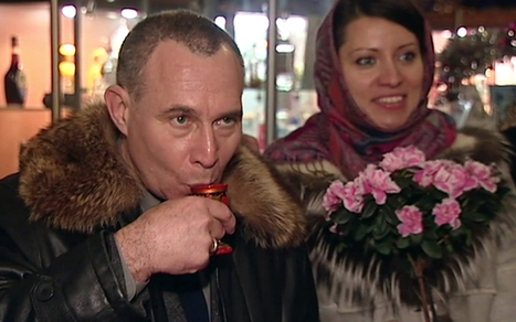 Study: Vodka kills a quarter of all Russian men before they're 55 | Daily Crew | Scoop.it