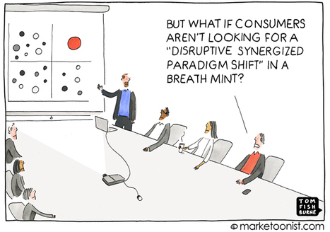 """Innovation Strategery"" cartoon   Tom Fishburne: Marketoonist   Innovation Enterpreneurship Management and Business Strategy   Scoop.it"