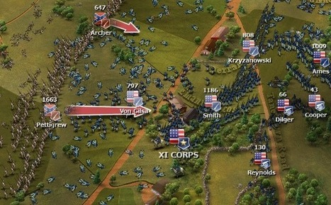 ULTIMATE GENERAL GETTYSBURG Full Cracked PC game – Free Download PC and Android Games | Review Game | Scoop.it
