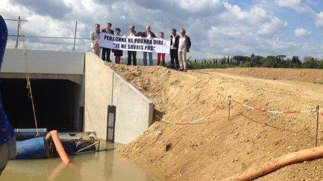 La future gare TGV de Montpellier de la Mogère est-elle inondable ? - Francetv info | CNM | Scoop.it