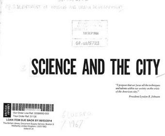 El viejo sueño de la ciencia de las ciudades | Syntropic Cities | Scoop.it
