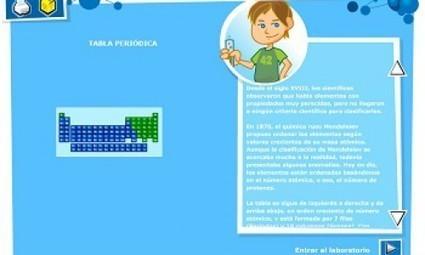 10 recursos para estudiar la tabla periódica de los elementos - Educación 3.0 | Contenidos educativos digitales | Scoop.it