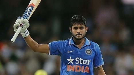 Manish Pandey Biography Height weight Age Affairs Family Biodata Profile Career - FreeCenter | Indian | Scoop.it