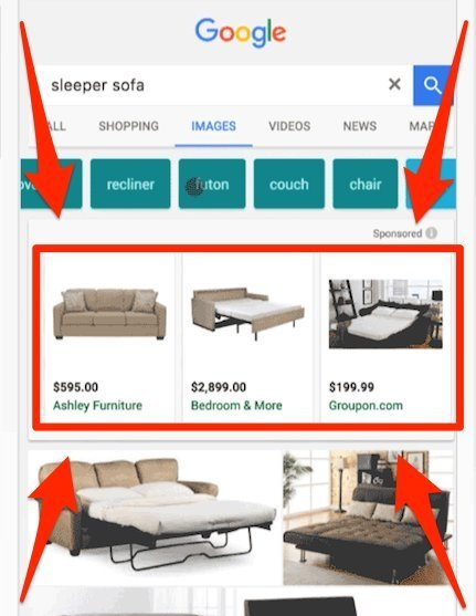 Get ready to start seeing ads in Google Image search | COMMUNITY MANAGEMENT - CM2 | Scoop.it