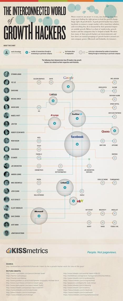 ¿Qué es el Growth Hacker? | Social Media | Scoop.it