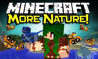 More Nature Mod 1.7.2   Minecraft 1.7.2 Mods   Scoop.it