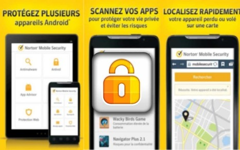 Norton met à jour son antivirus sur Android | Sécurité informatique | Scoop.it