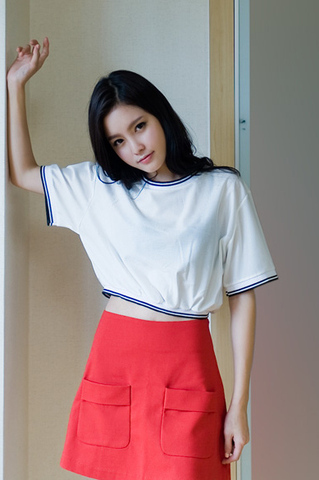 Buy fashionable and colorful stylish Korean dresses online | Korean Fashion Style | Scoop.it