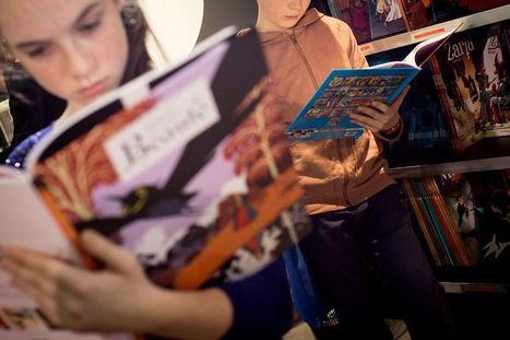 Ecrire, d'un âge l'autre   Revue du web Livre   Scoop.it