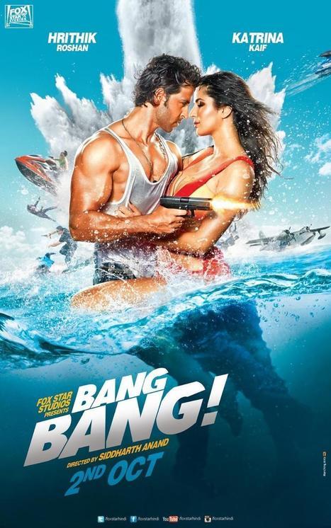 Bang Bang Official Trailer.   Bollywood BC   Scoop.it