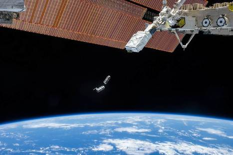How Outer Space is Becoming the Next Internet | Space matters | Scoop.it