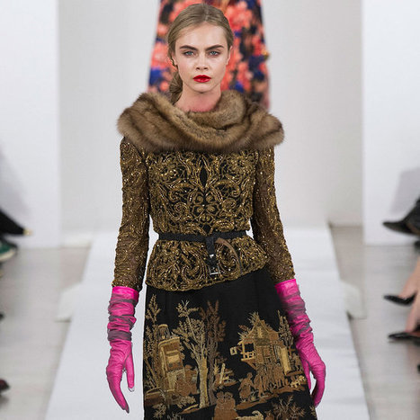 The Week in Review: NYFW Fall 2013 | Designer | Scoop.it