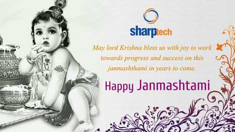 Have fun on This Krishna Janmashtami | News for India Festival | Scoop.it