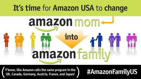 "What's wrong with ""Amazon Family?"" Dads take on ""Amazon Mom"" 