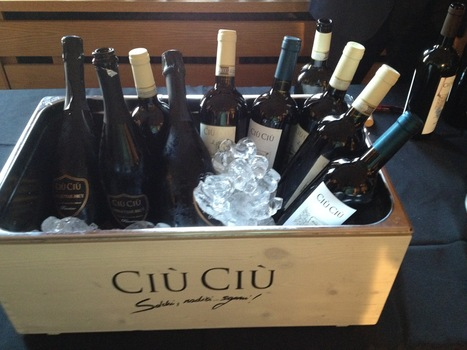 Charles Scicolone tells you abouta winery named Ciù Ciù | Wines and People | Scoop.it
