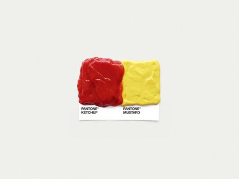 Food Art Pairings - Dschwen LLC.   Design & Illustration   food blog: l'arte del cibo bello da vedere   Scoop.it