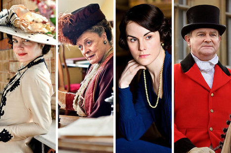 'Downton Abbey,' the Good, the Bad and the Forgotten | Daring Fun & Pop Culture Goodness | Scoop.it