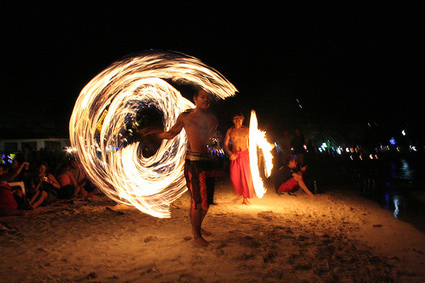 Unique Activities In Thailand: Full Moon Party | Asian Inspirations | Scoop.it