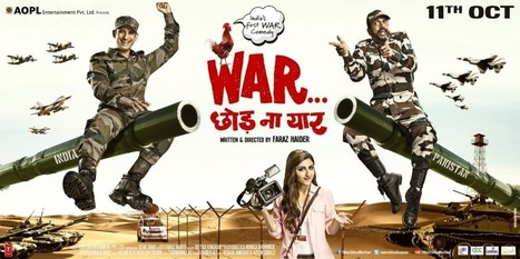 War Chhod Na Yaar Movie Review | War Chod Na Yaar Movie Review | Scoop.it