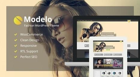 Modelo - Fashion eCommerce Theme | wp theme | Scoop.it