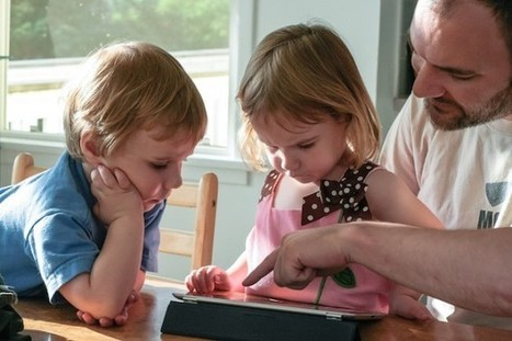 What Do Quality Children's Apps Look Like? - Fred Rogers Center - Blog | Education | Scoop.it