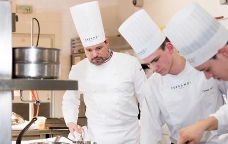 Eaubonne : Benoît Nicolas, au sommet de la cuisine gastronomique | Gastronomie et alimentation pour la santé | Scoop.it
