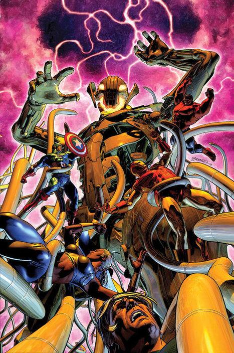 Joe Quesada To Draw Age Of Ultron's Top Top Secret Finale | Avengers age of Ultron | Scoop.it