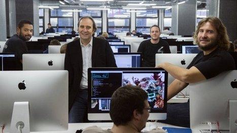 Les anciens de l'École 42, de Xavier Niel, courtisés par les start-up, plus que par les grosses structures   Quoi de neuf dans le numérique ?   Scoop.it