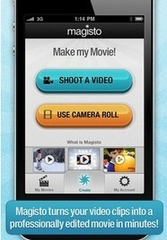 5 Free Apps to Create and Edit Videos on iPad | Informed Teacher Librarianship | Scoop.it