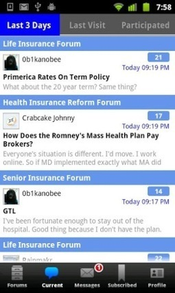 4 insurance apps worth downloading | LifeHealthPro | Aspect 2 and 3 Insurance Apps and Online | Scoop.it