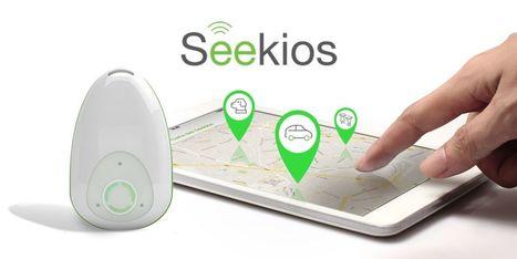 Seekios, la première balise GPS universelle et multiusage à utilisation gratuite - Web des Objets | Gadgets Connectés | Scoop.it