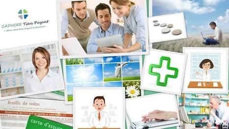CADUCEE Tiers Payant, le partenaire des pharmaciens… et demain des médecins (?) | Relations Publiques . Pro | Le tiers payant | Scoop.it