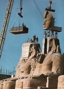 Abu Simbel: 50 años salvado de las aguas | Egiptología | Scoop.it