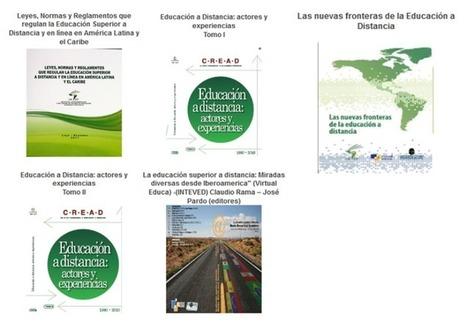 Libros sobre Educación a Distancia - RedDOLAC - Red de Docentes de América Latina y del Caribe - | TICVENEZUELA | Scoop.it