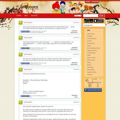 Santa Banta Jokes | AmebaEntertainment | Scoop.it