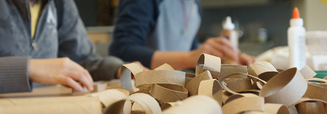 Inspiring innovation with makerspaces - 3plearning.com   iPads, MakerEd and More  in Education   Scoop.it