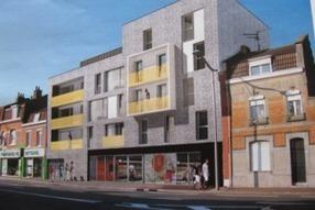 Du logement neuf à la place d'un supermarché à Lille-Lomme | Architecture et Urbanisme - L'information sur la Construction Paris - IDF & Grandes Métropoles | Scoop.it