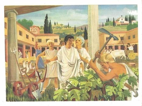 Les illustrations dans les anciens manuels d'histoire : 5 avantages pédagogiques. | P. JACOLINO | Looks -Pictures, Images, Visual Languages | Scoop.it