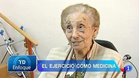 La prueba de que el ejercicio 'rejuvenece' a las personas mayores, Telediario  - RTVE.es A la Carta | La calidad de vida | Scoop.it