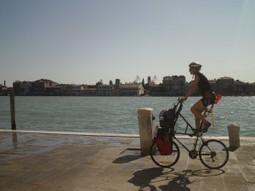 Venezia: We have arrived!!! | The Ecotopia Biketour | Venezia e traslochi | Scoop.it