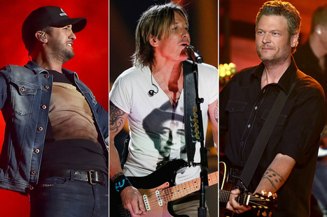 2016 CMT Music Awards Performers Announced | Country Music Today | Scoop.it