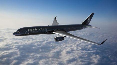 Un jet privé griffé palace pour tours du monde hyper luxueux - Le Figaro | HOTEL RELAIS SAINT-JACQUES | Scoop.it