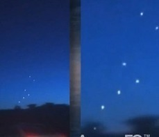 Spectacular UFO Videos from February 2012: Wide Variety | alien agenda | Scoop.it