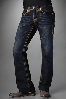 True Religion Jeans Men's Billy Orange Multi Super T Cyclone Sale | True Religion Jeans Outlet | Scoop.it