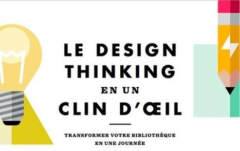 Le #DesignThinking en #bibliothèque, un kit pratique conçu par @ideo (Parution le 25/01) mais l'abrégé est déjà disponible via @DesignBib | eLearning related topics | Scoop.it