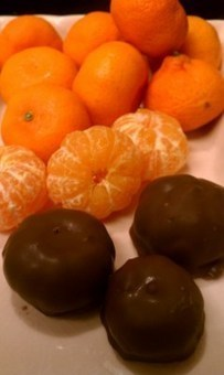The Legend of The Chocolate Orange Jelly Man | Food for Foodies | Scoop.it