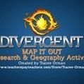 Divergent Novel Research & Mapping Activity | Common Core Resources for ELA Teachers | Scoop.it