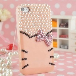 Hello Kitty iPhone 4 Case Models, Reviews & Where to Buy | Best of Hello Kitty | Scoop.it