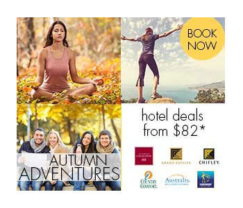 Autumn Adventures - HOTEL | HOLIDAY PACKAGES in Australia | Asia | Hotels | Scoop.it