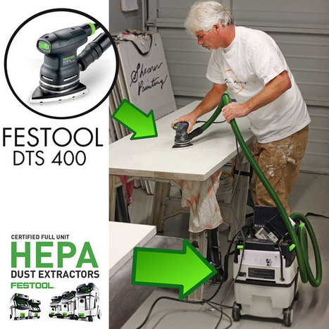 Festool DTS 400 Review - House Painting Guide | House Painting | Scoop.it